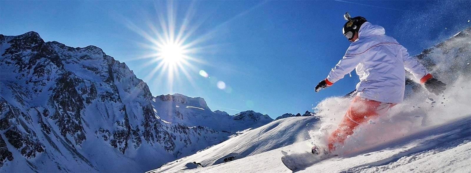 Snowboard & Ski-freestyle