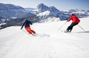 Sciare in compagnia … é più divertente!